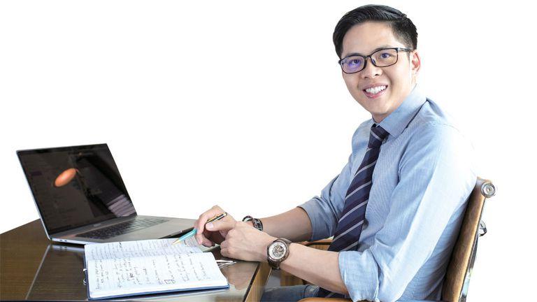 GS Vũ Ngọc Tâm: Giấc mơ của tôi là xây dựng PayPal Mafia của người Việt