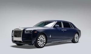 Rolls-Royce Koa Phantom - xe siêu sang dùng gỗ mềm như nhung