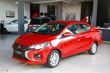 Nhiều mẫu xe được giảm phí trước bạ đến hết tháng 2