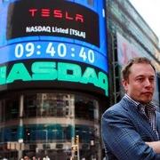 Elon Musk lại giàu nhất thế giới