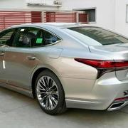 Lexus LS 2021 giá cao gấp đôi Mercedes S450L tại Việt Nam có gì?