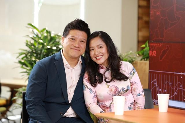 Sonny Vũ và Lê Diệp Kiều Trang chia sẻ cách chinh phục 50 thị trường trong 18 tháng