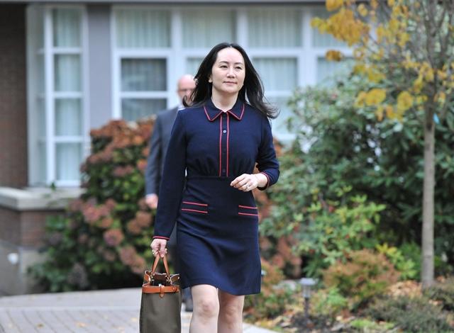 Tòa án Anh ra phán quyết bất lợi cho CFO của Huawei