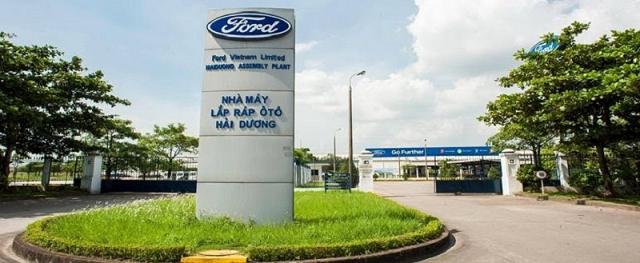 Hạn chế đi lại vì dịch, chuỗi cung ứng của Ford Việt Nam gặp khó