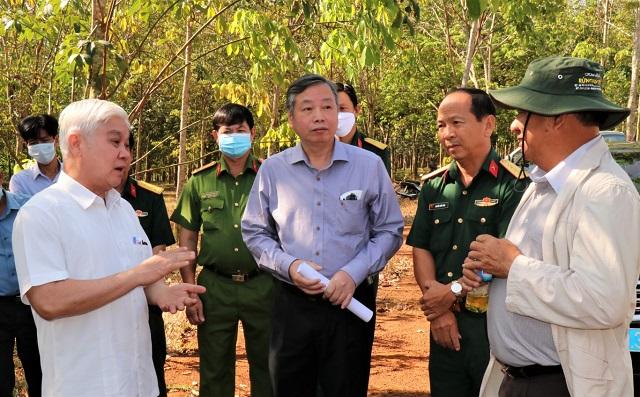 Bình Phước khảo sát làm sân bay lưỡng dụng 400-500 ha