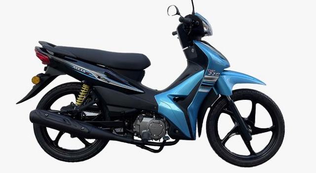 Xe máy Malaysia giá 20,6 triệu đồng, tham vọng cạnh tranh Honda Wave Alpha
