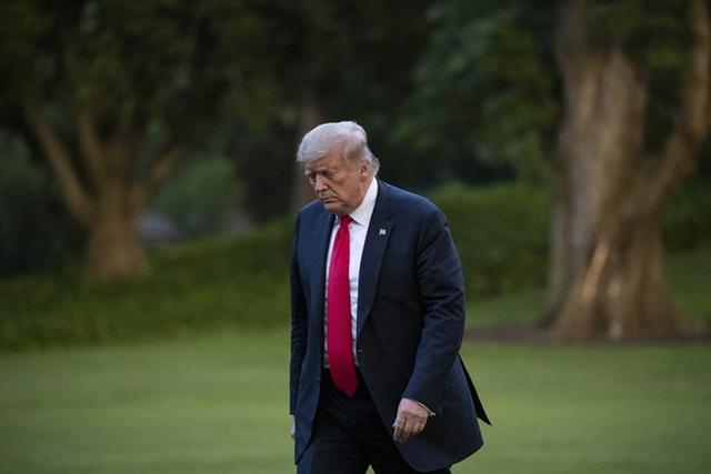 Ông Trump sắp phát biểu về tương lai đảng Cộng hòa