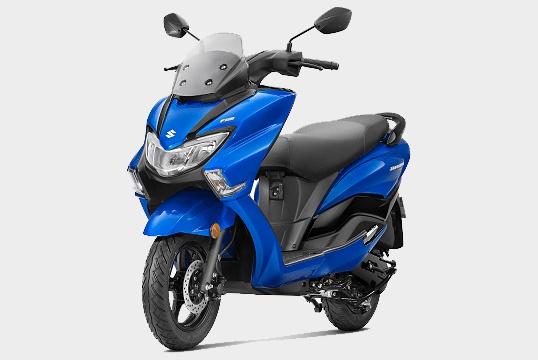 Suzuki Việt Nam sắp ra mắt xe máy mới, cùng phân khúc Honda Air Blade