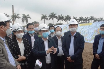 Bộ trưởng Giao thông vận tải thúc tiến độ giải phóng mặt bằng đoạn Cao Bồ - Quốc lộ 45
