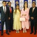 <p> Gia tộc Ambani là gia đình tài phiệt giàu có nhất tại châu Á. Theo Bloomberg, gia tộc Ấn Độ này sở hữu tổng tài sản lên đến 80 tỷ USD, trải dài các lĩnh vực từ năng lượng đến truyền thông, bán lẻ. Vợ vị đại gia Ấn Độ cũng nổi tiếng với bộ sưu tập túi xách, thời trang đồ hiệu đắt đỏ từ các thương hiệu nổi tiếng. Ảnh: <em>Getty Images.</em></p>