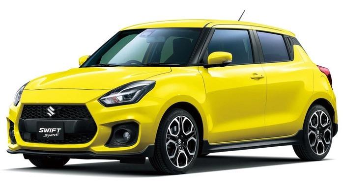 Xem trước Suzuki Swift 2022 thế hệ mới
