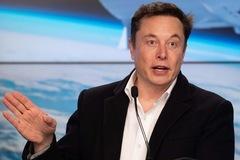 Elon Musk mất hơn 15 tỷ USD sau bình luận 'giá Bitcoin có vẻ cao'