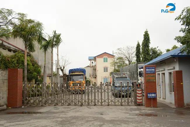 Giấy Hoàng Hà Hải Phòng lên HoSE giá 12.900 đồng/cp