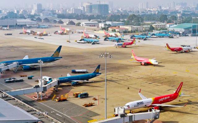 Việt Nam bắt đầu gia nhập 'cuộc đua' mở rộng sân bay trên thế giới?