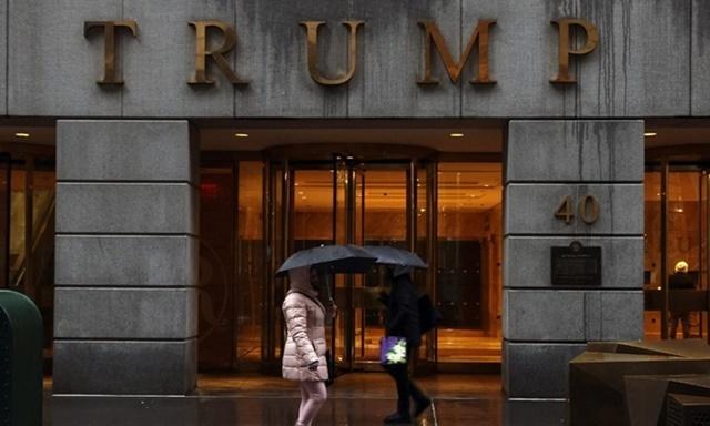 Trump chỉ trích Tòa án Tối cao