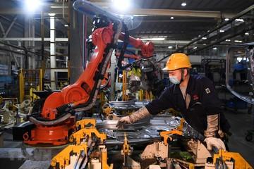 Trong các nền kinh tế lớn, duy nhất Trung Quốc tăng trưởng dương