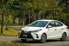 Toyota Vios 2021 ra mắt tại Việt Nam, giá cao nhất 638 triệu đồng
