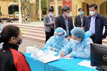 Chiều 24/2: Thêm 9 ca nhiễm Covid-19, 30 người khỏi bệnh