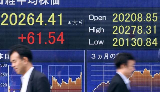 Các thị trường chứng khoán châu Á – Thái Bình Dương tăng trong phiên 25/2. Theo CNBC.
