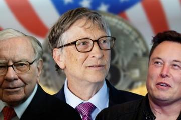 Warren Buffett, Bill Gates và Elon Musk khác biệt quan điểm về Bitcoin thế nào