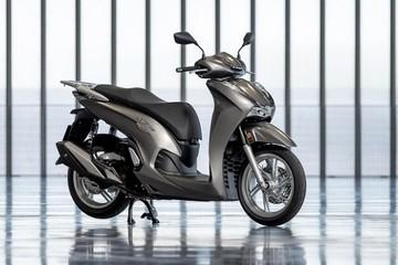Honda SH350i nhập từ Italia rục rịch về Việt Nam