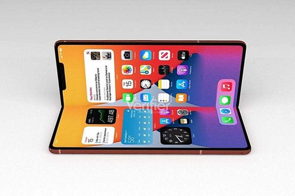 iPhone màn hình gập sẽ thay thế iPad Mini trong tương lai gần?