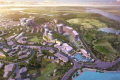 Ông Nguyễn Cao Trí bất ngờ lộ diện tại siêu dự án 25.000 tỷ Sài Gòn - Đại Ninh
