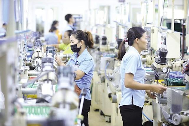 Xưởng sản xuất của Công ty R Technical (Nhật Bản) tại Việt Nam.