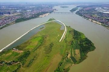 Quy hoạch phân khu sông Hồng, Hà Nội trên diện tích 11.000 ha