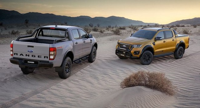 Ford Ranger thế hệ mới sẽ có phiên bản hybrid