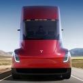 """<p class=""""Normal""""> <strong>Tesla Semi</strong></p> <p class=""""Normal""""> Mẫu xe tải chạy điện Tesla Semi dù chưa ra mắt nhưng đã nhận được đơn đặt hàng từ các ông lớn như Walmart và J.B. Hunt. Dự kiến, dòng xe này sẽ có giá khởi điểm từ 150.000 USD. Tesla chưa công bố ngày bán ra chính thức Tesla Semi nhưng có khả năng chỉ trong năm 2021.</p>"""