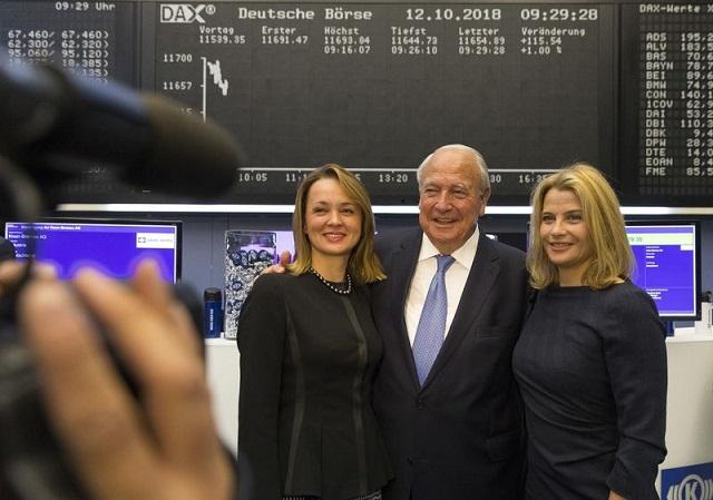 Tỷ phú đầu tư Đức đột ngột qua đời, ai sẽ thừa kế khối tài sản 20 tỷ USD?