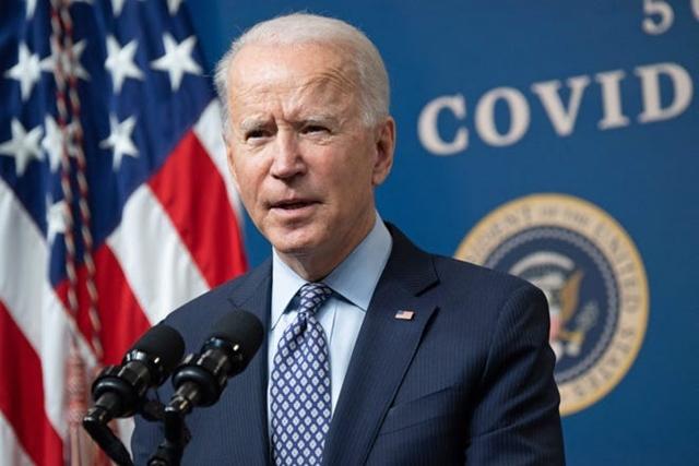 Tổng thống Mỹ Joe Biden. Ảnh: AFP.