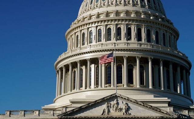 Hạ viện Mỹ sáng sớm 27/2 thông qua gói cứu trợ Covid-19 trị giá 1.900 tỷ USD do Tổng thống Joe Biden đề xuất. Ảnh: Reuters.