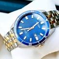 <p> Citizen BI5054 tạo ấn tượng với vẻ ngoài cổ điển. Bên cạnh đó, mẫu phụ kiện được trang bị vỏ thép không gỉ, đường kính 42 mm. Mặt số màu xanh giúp thiết kế thêm phần tinh tế. Giới mộ điệu cần chi 90 USD để sở hữu mẫu đồng hồ. Ảnh: <em>Cheap2buy.</em></p>