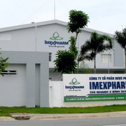 Dược phẩm Imexpharm đặt mục tiêu lợi nhuận tăng 13,5%