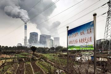 Trung Quốc giảm dùng than để đạt mục tiêu khí hậu