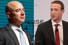 Những yếu tố giúp Bezos, Zuckerberg trở thành lãnh đạo