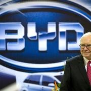 Warren Buffett đầu tư vào xe điện Trung Quốc nhiều hơn hãng ôtô Mỹ