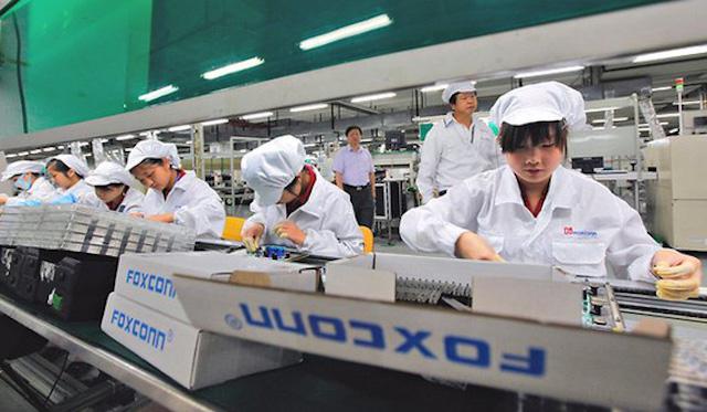Foxconn đã đầu tư nhiều nhà máy tại Bắc Ninh, Bắc Giang, trước khi đề xuất đầu tư vào Thanh Hóa.