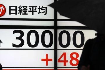 Chứng khoán châu Á tăng sau khi Trung Quốc công bố PMI