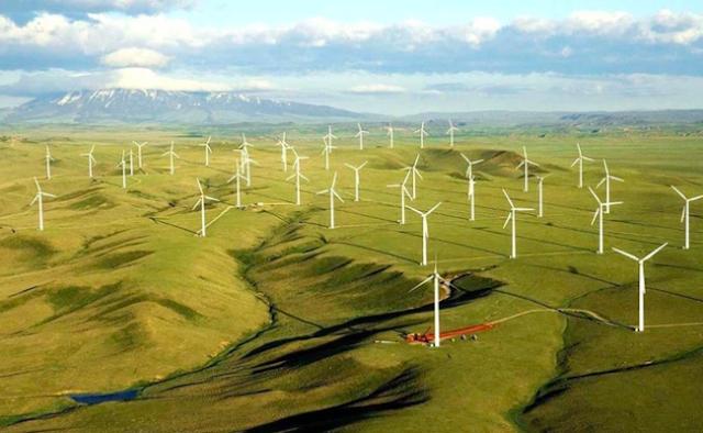 Dự án điện gió Liên Lập vừa được cho thuê hơn 310.000m2 đất trong thời gian 50 năm.