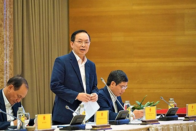 Ông Đào Minh Tú – Phó Thống đốc Ngân hàng Nhà nước Việt Nam. Ảnh: TG