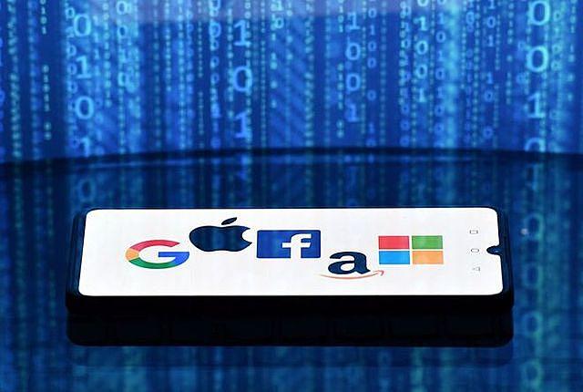 Người Mỹ ưu ái Google, thất vọng với Facebook, TikTok. Ảnh chụp màn hình Yahoo