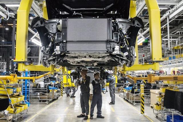 VinFast sắp xây nhà máy, mở hàng loạt showroom tại Mỹ