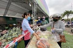 Bộ Công Thương hướng dẫn việc thụ hàng hóa, nông sản ở vùng dịch Covid-19