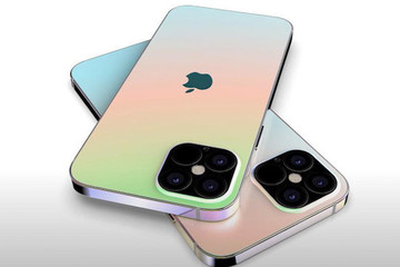 iPhone 13 sẽ thêm tùy chọn bộ nhớ 1TB và hỗ trợ 5G