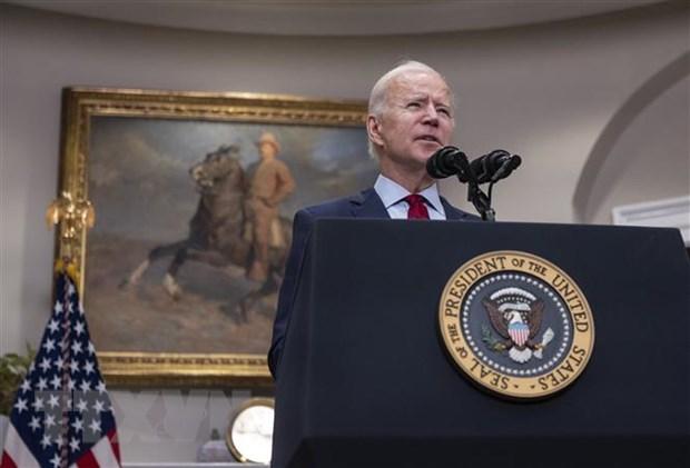 Tổng thống Biden nhận được tín nhiệm cao trong cuộc thăm dò mới