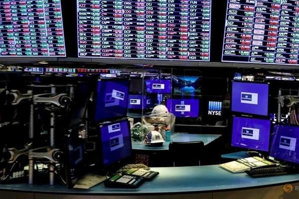 Nhà đầu tư chờ quốc hội Mỹ thông qua gói hỗ trợ 1.900 tỷ USD, Phố Wall giảm điểm