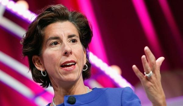 Thượng viện Mỹ phê chuẩn Gina Raimondo làm Bộ trưởng Thương mại